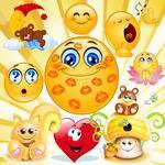 Emojiwa: Emoticons, emoji stickers for whatsapp icon