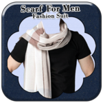 Scarf For Men Fashion Suit FOR PC
