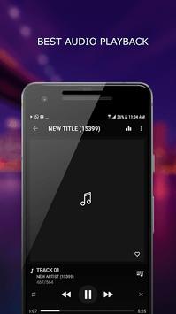 MP3 Player APK screenshot 1