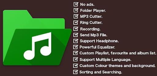 Folder Music Player - Folder Player,Music Player. pc screenshot