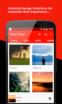 Music Player APK screenshot 1