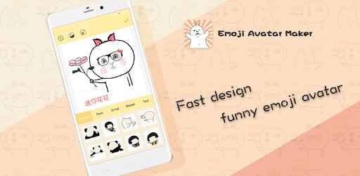 Emoji Avatar Maker : funny emoji avatar pc screenshot