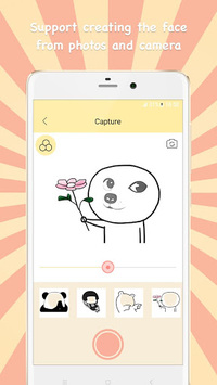 Emoji Avatar Maker : funny emoji avatar APK screenshot 1