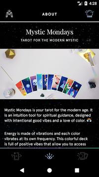 Mystic Mondays APK screenshot 1
