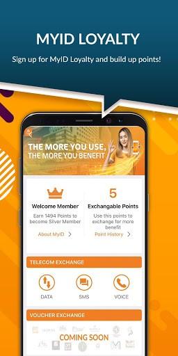 MyID – Your Digital Hub APK screenshot 1
