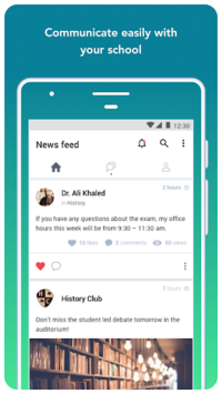 myU: School Communication APK screenshot 1