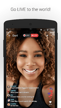 MeetMe: Chat & Meet New People APK screenshot 1