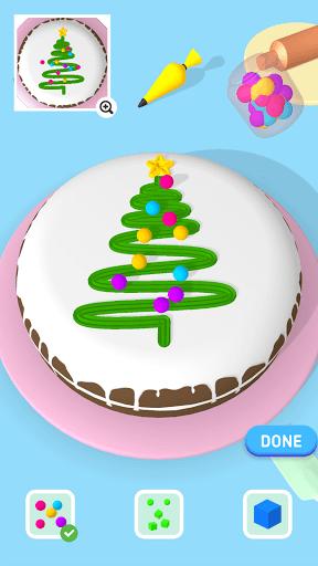 Cake Art 3D APK screenshot 1