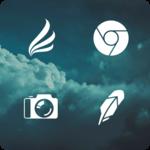 Flight Lite - Minimalist Icons (Free Version) icon