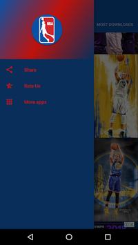 NBA Wallpapers APK screenshot 1