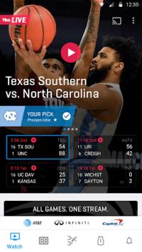 NCAA March Madness Live pc screenshot 1