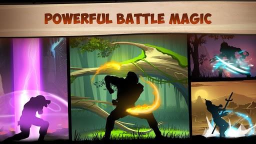 Shadow Fight 2 APK screenshot 1