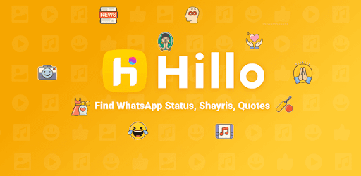 Welike Status(Hillo)- Status video downloader pc screenshot