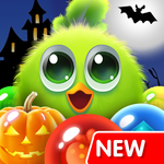 Bubble Wings: offline bubble shooter games icon