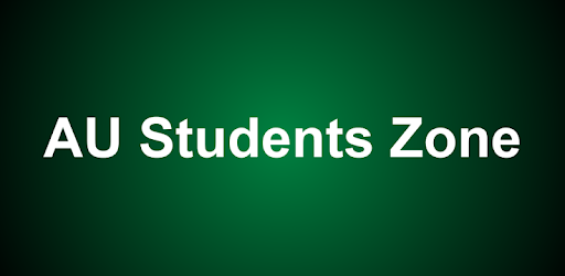 AU Students Zone. pc screenshot
