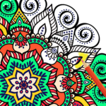 Adult Coloring Book: Mandala,Flowers,Animals Pages APK ...