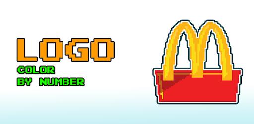 Logo Color by Number - Pixel Art, Sandbox Coloring pc screenshot