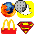 Logo Color by Number - Pixel Art, Sandbox Coloring icon