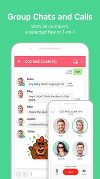 BAND - App for all groups APK screenshot 1
