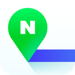 NAVER Map, Navigation icon