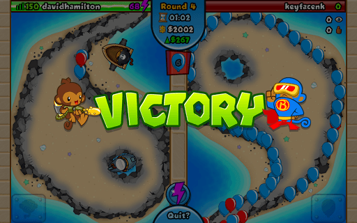 Bloons TD Battles APK screenshot 1