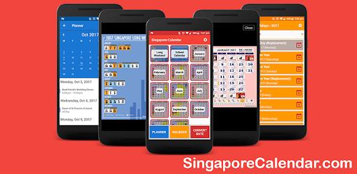 Singapore Calendar 2019-2021 SingaporeCalendar.com pc screenshot