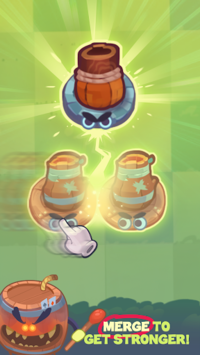 Merge Battle APK screenshot 1