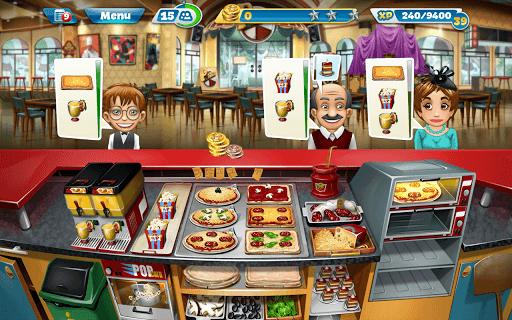 Cooking Fever APK screenshot 1