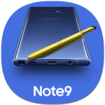 Launcher Theme for Note 9 - Galaxy Note 9 Theme icon