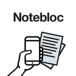 Notebloc - Scan, save & share icon