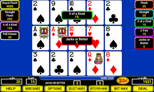 Online poker for money