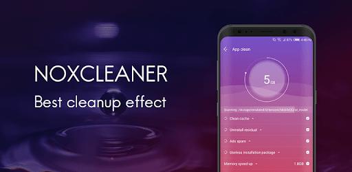 nox cleaner apk pc