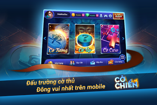 NPlay Cờ Chiến - Co Tuong, Co Up APK screenshot 1