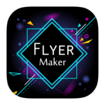 Flyer Maker, Poster Creator, Card Designer icon
