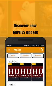 HD Movies Free 2019 - Full Online Movie APK screenshot 1