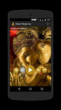 Bhakti Ringtones APK screenshot 1