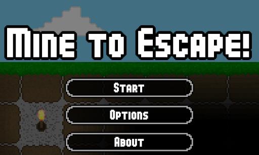 Mine to Escape APK screenshot 1
