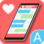Hey Love Adam: Texting Game for pc icon