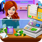 Bank Cashier and ATM Machine Simulator icon
