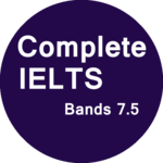 IELTS Full - Band 7.5+ icon