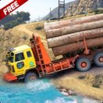 Future Cargo Truck Logging Simulator: Hill Driver icon