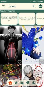 Kabesan Anime Wallpaper APK screenshot 1