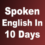 Spoken English in 10 days for pc icon