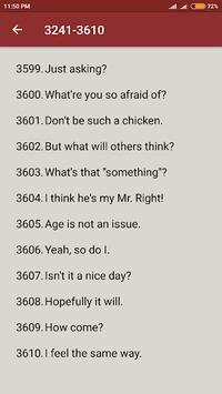 Spoken English in 10 days APK screenshot 1