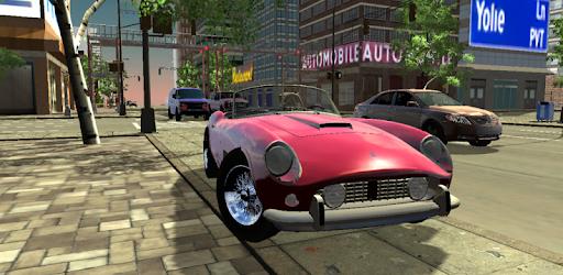 Manual gearbox Car parking pc screenshot