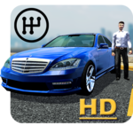 Manual gearbox Car parking for pc icon