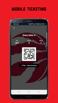 Raptors Mobile APK screenshot 1