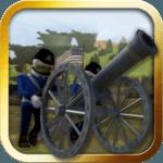 Gettysburg Cannon Battle USA APK icon