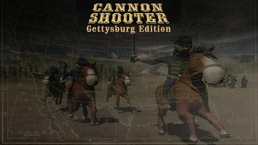 Gettysburg Cannon Battle USA APK screenshot 1