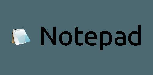 Notepad pc screenshot